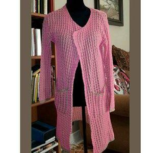 ModCloth Open Cardigan Size XL NWOT